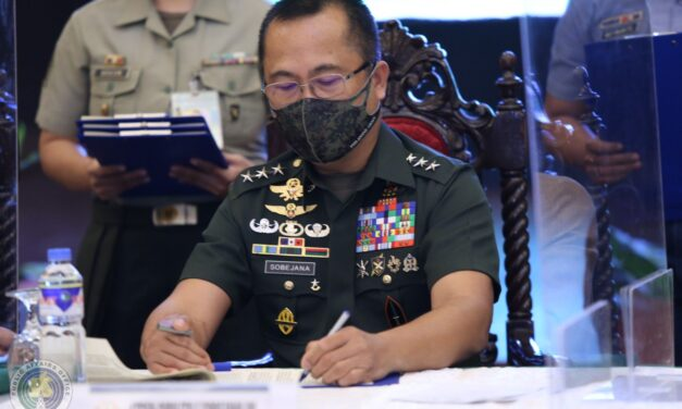AFP proposes to build structures in West Philippine Sea