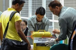Smartmatic official insists code update was cosmetic, straightforward