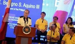 Aquino admin enjoys highest rating since June 2014