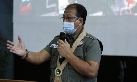 No 'canvass' of personnel willing to get Covid-19 vax — AFP