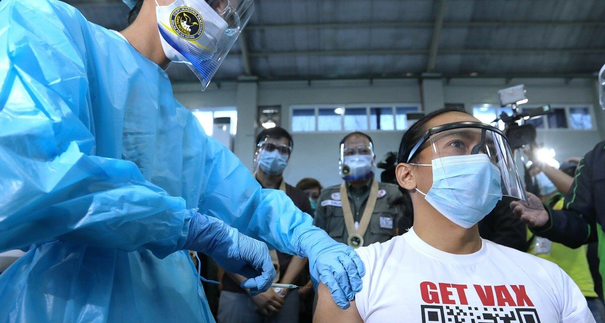 76.5 percent of Filipino nurses willing to take COVID-19 vaccine — group