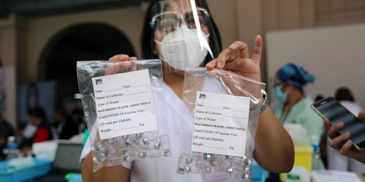 Duterte to personally welcome arrival of AstraZeneca vaccines