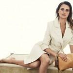 Penelope Cruz stars in latest Loewe campaign