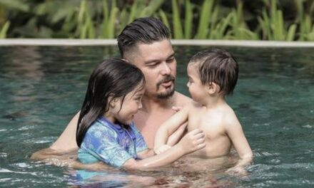 Dingdong marvels at how kids Zia, Sixto have completely different personalities