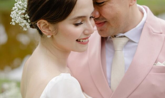 Luis Manzano and Jessy Mendiola get married