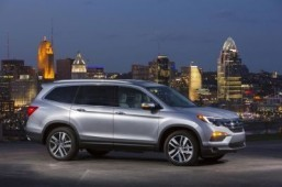 Honda Pilot gets a five-star safety rating