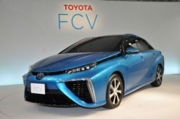 Is Toyota's Mirai the car of the future?