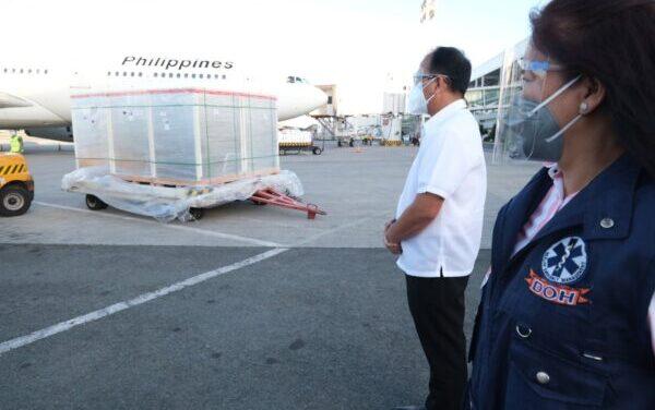 Philippines to borrow AstraZeneca vaccine shots from US —envoy