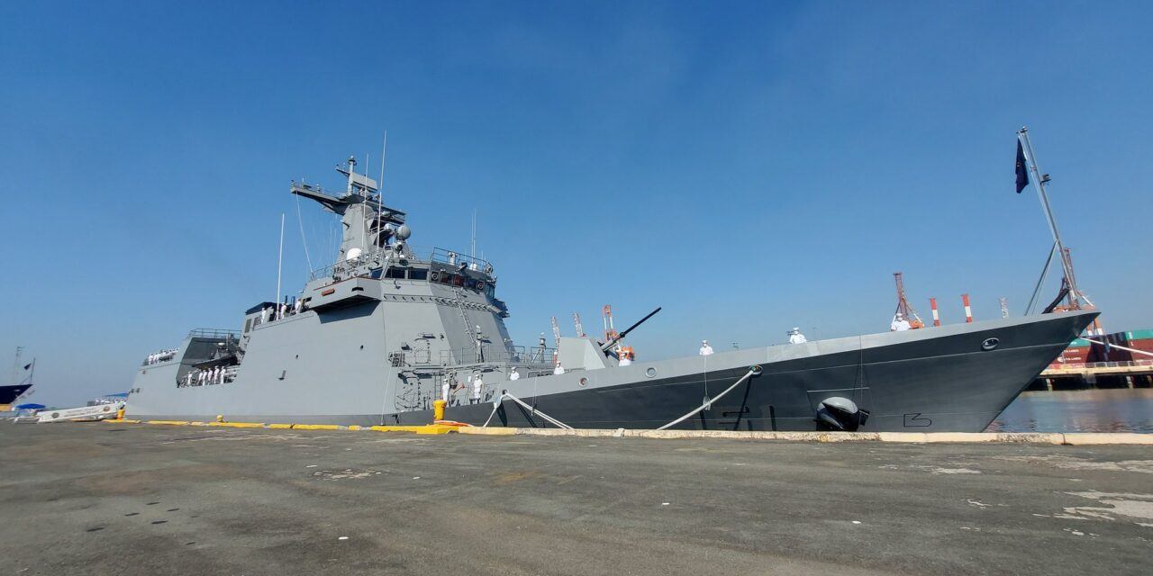 US works with PH to improve maritime awareness, security