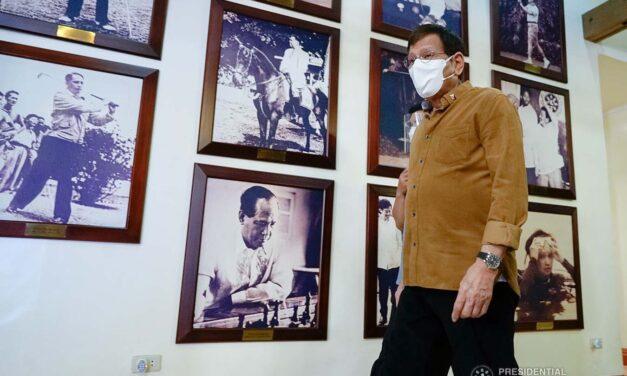 Duterte: We didn't fall short in COVID-19 response
