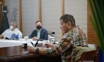 Lorenzana: China no authority to stop PCG from marine drills