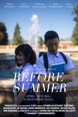"UCLA Thai Smakom Culture Night ""Before Summer"""