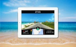 New app gives gym goers scenic virtual tours