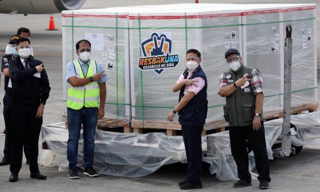 Metro Manila, Cebu, Davao to get Pfizer's COVID-19 shots — DOH