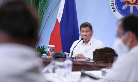 Duterte squandering Philippines' huge sea row victory vs China — ex-envoy