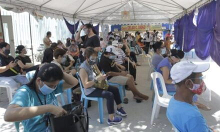 6,483 NEW COVID-19 INFECTIONS PUSH PHILIPPINES' ACTIVE CASES TO 48,109