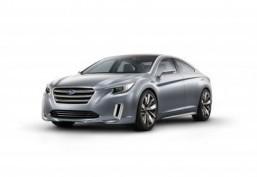 Subaru chooses LA for Legacy concept unveiling