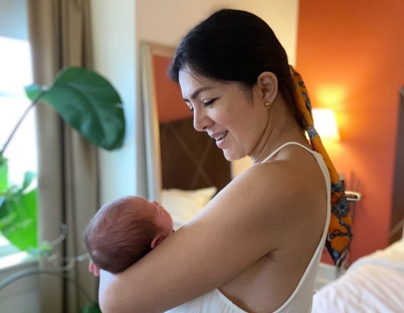 Now a mom, Alice Dixson shares touching tribute to her late mother