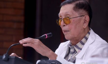 Upon JPE's advice, Duterte decides to ignore critics on WPS issue