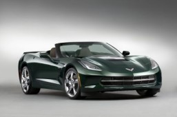 Chevrolet hopes to raise the roof with limited edition Corvette drop top
