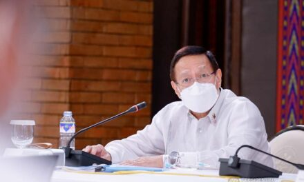 DUQUE: IATF RECOMMENDED TRAVEL BAN ON INDONESIA