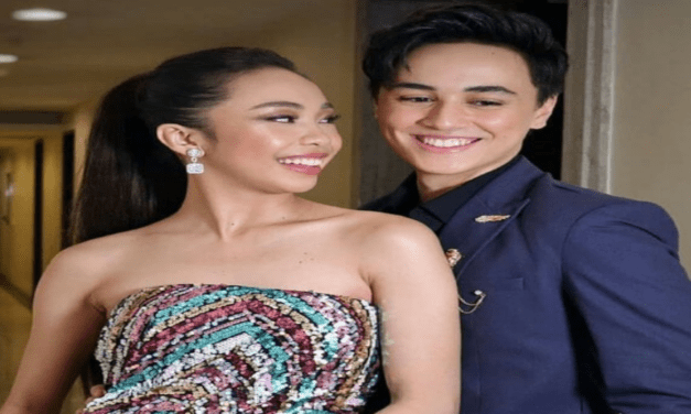 EDWARD BARBER SHOWS SUPPORT FOR MAYMAY'S NEW SINGLE