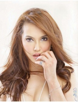 Japanese actress Maria Ozawa said she enjoyed doing her first movie in the Philippines.