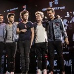 One Direction takes top spot at the global box office