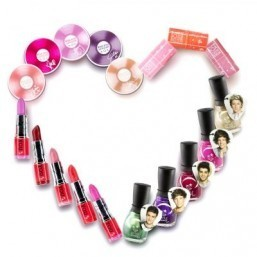 One Direction to launch makeup line