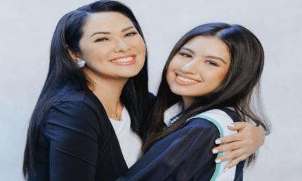 RUFFA GUTIERREZ PAYS TRIBUTE TO SINGLE MOTHERS AS SHE MARKS LORIN'S GRADUATION
