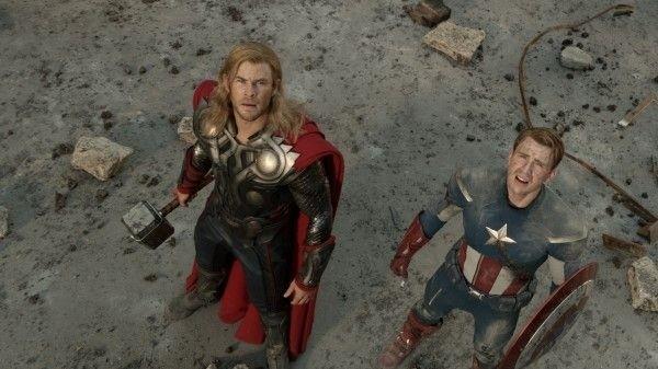 A super-hero marathon will lead to 'The Avengers'