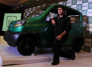 India's Bajaj launches new ultra-low-cost car