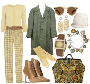 Top trend: Tweed