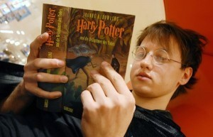 'Harry Potter' e-books to be available for lending worldwide