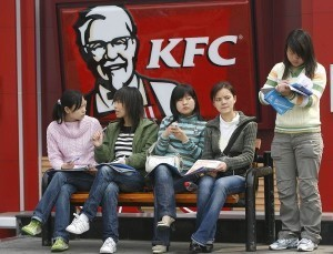 KFC, Pizza Hut and Taco Bell focus on China for growth