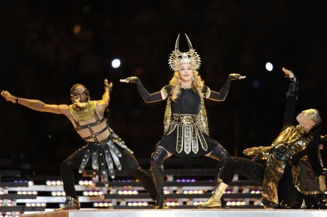 Madonna propels Super Bowl to most-watched show on TV