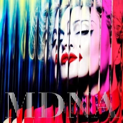 Madonna releases cover art, set to premiere new video