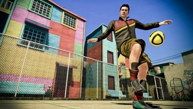 'FIFA Street' trailer parades real-world locations