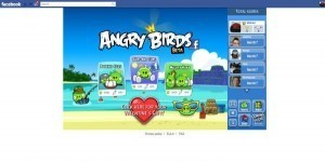 Angry Birds fly to Facebook