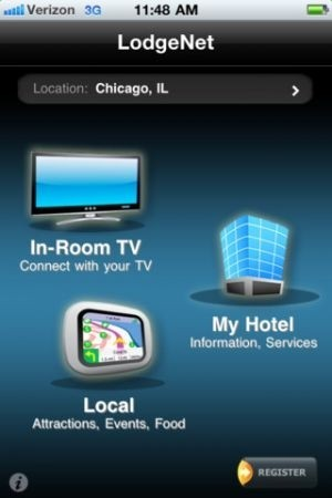 New app allows hotel guests to control TVs – without touching that filthy remote