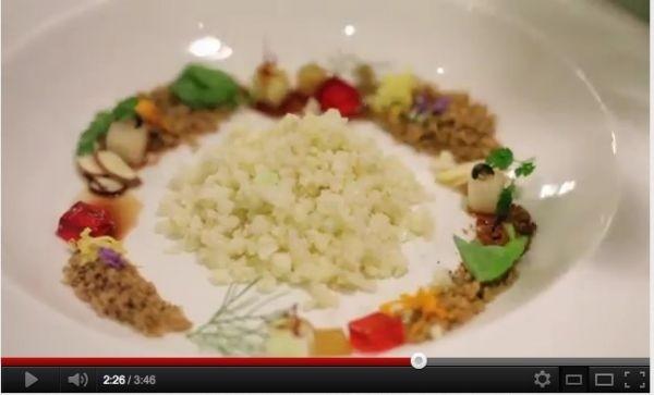 Watch: Grant Achatz's Next El Bulli menu