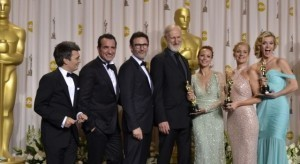 Winners of the 84th Academy Awards