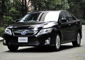 Japanese car maker dominates top car selection