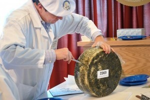 Low-fat Dutch gouda crowned world champion cheese