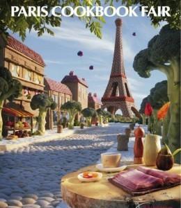 (March – April) Food agenda: Paris Cookbook Fair, Best Food Blog Awards
