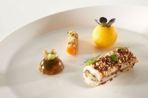 Award-winning dishes from Bocuse d'Or Europe 2012