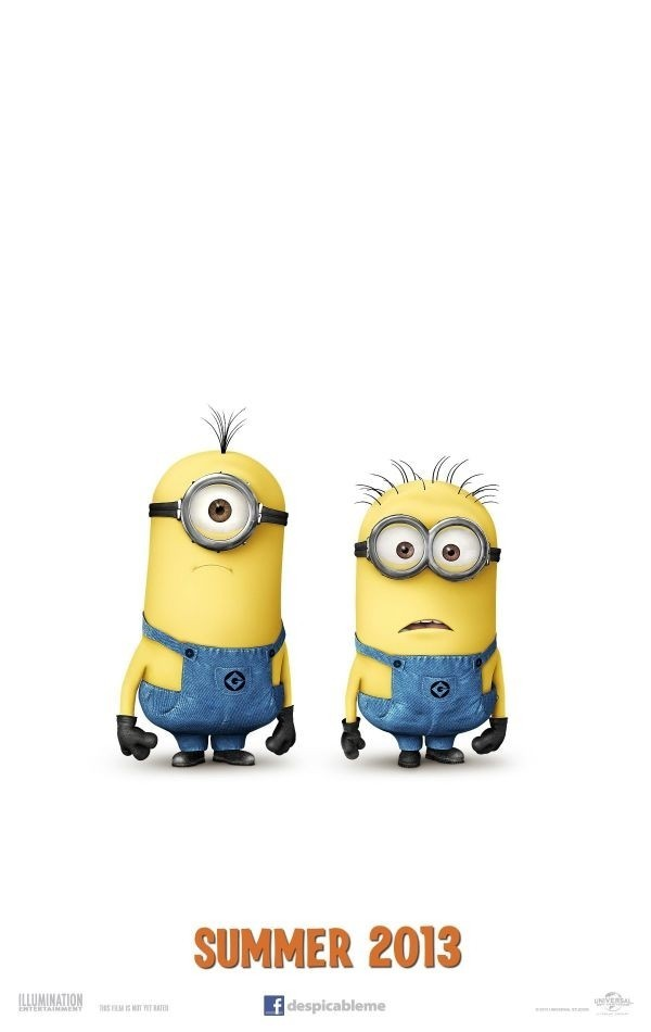 Film trailer: 'Despicable Me 2' in 3D