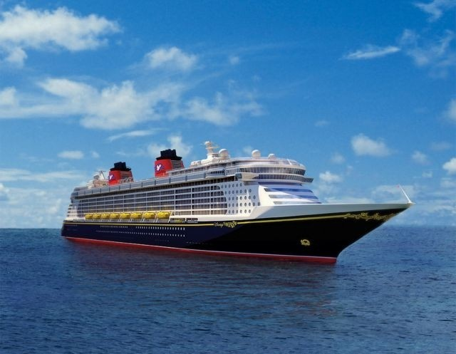Disney names its latest cruise ship as Costa's troubles rumble on