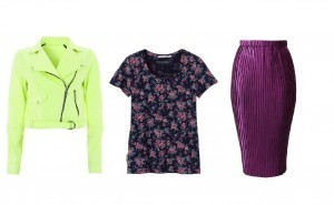 Update your wardrobe for Spring/Summer 2012 in five steps
