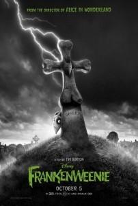 Film trailer: Tim Burton's 'Frankenweenie' in 3D